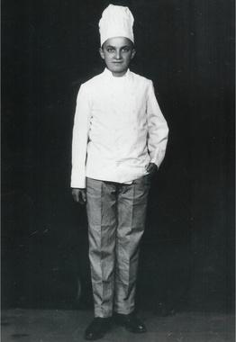 Pierre Franey, apprenticeship