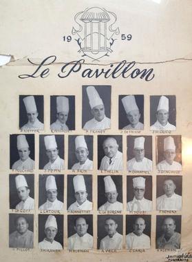 le pavillon 1959